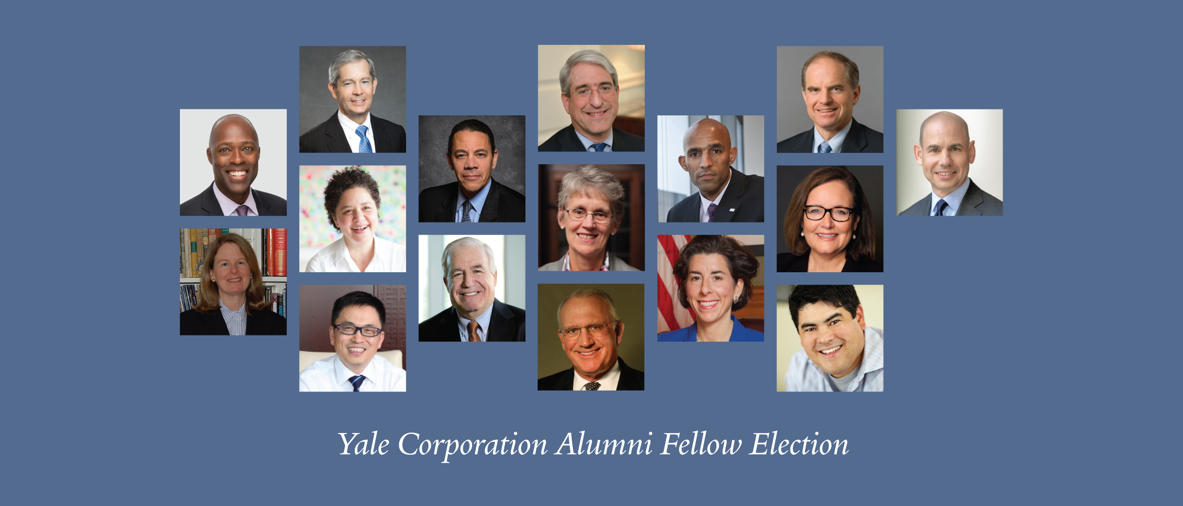 Yale Corporation Alumni Fellow Election